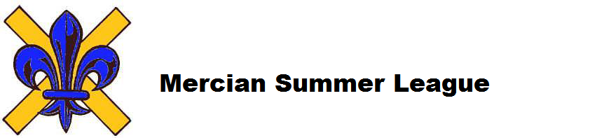 Mercian Summer League Logo